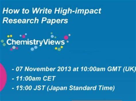 How to write scientific essays